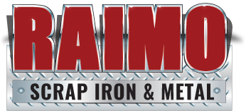 Raimo Scrap Iron and Metal, Footer Logo
